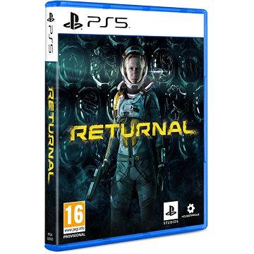 Returnal – PS5 - Hra na konzolu