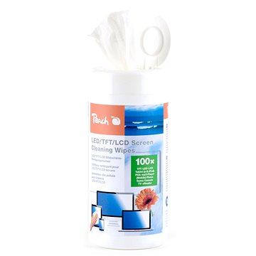 Vlhčené čistiace obrúsky Peach PA101 - Čistiaci prostriedok