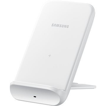 Samsung Polohovateľná bezdrôtová nabíjačka biela - Bezdrôtová nabíjačka