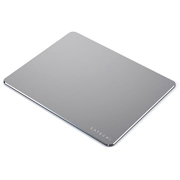 Satechi Aluminum Mouse Pad – Space Grey - Podložka pod myš