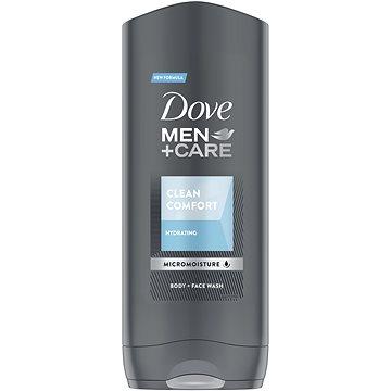 DOVE Men + Clean Comfort 400 ml - Pánsky sprchovací gél