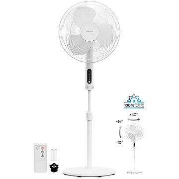 Siguro FN-K35 Summer Wind White - Ventilátor