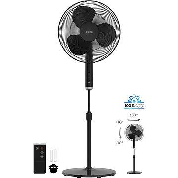 Siguro FN-K35 Summer Wind Black - Ventilátor