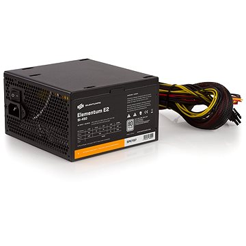 SilentiumPC Elementum E2 450 W - PC zdroj