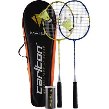 Dunlop Carlton Match súprava - Bedmintonový set