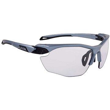 Alpina Twist Five HR VL+ tin-black - Cyklistické okuliare