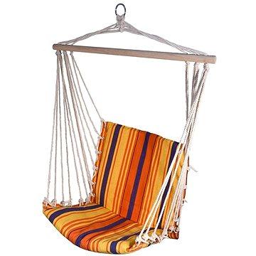 Cattara na sedenie,  95 × 50 cm, červeno-oranžová - Hojdacia sieť