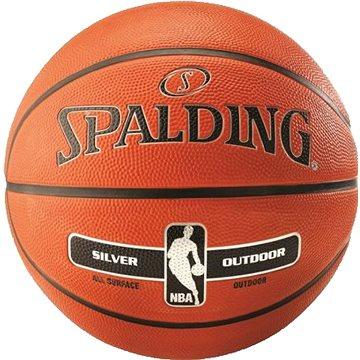 NBA Silver Outdoor veľ. - Basketbalová lopta