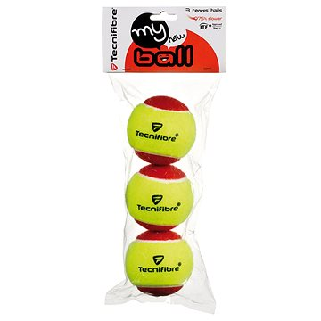 Tecnifibre My New Ball 3 ks - Tenisová loptička