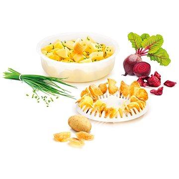 TESCOMA na zemiaky a chipsy PURITY MicroWave - Riad do mikrovlnky