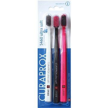 CURAPROX CS 5460 Ultra Soft Mix farieb 3 ks - Zubná kefka