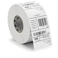 Zebra/Motorola Adhesive Labels for Thermal Transfer Printing 102mm x 64mm, 2200 labels in roll - Labels