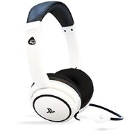 4Gamers Gaming Headset PRO4-40 White – PS4