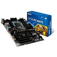 MSI B150 PC MATE - Základná doska