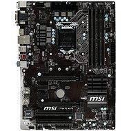 MSI Z170 PC Mate - Základná doska