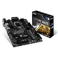 MSI Z270 PC MATE - Základná doska