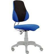 ALBA Fuxo V-linemodro/sivá - Rastúca stolička