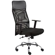 ALBA Medea Plus čierna - Kancelárska stolička