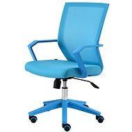 ALBA Merci modrá - Kancelárska stolička