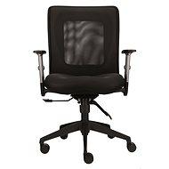 ALBA Lexa čierna - Kancelárska stolička
