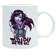 Abysse Overwatch Mug D.VA