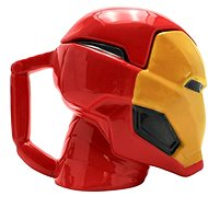 Abysse Marvel Mug Iron Man 3D