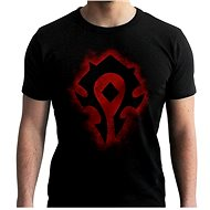 Abysse World of Warcraft Black M - Tričko s motívom