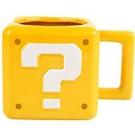Abysse Nintendo Question Block Mug - Hrnček