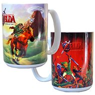 Abysse Zelda Ocarina of Time mug 3D - Hrnček