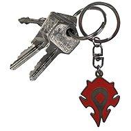 Abysse WORLD OF WARCRAFT Horde X4 - Prívesok na kľúče