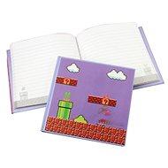 NINTENDO Super Mario – 3D zápisník - Zápisník