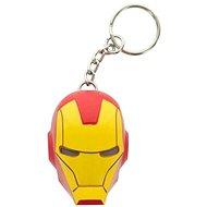 MARVEL Iron Man – svietiaca kľúčenka - Kľúčenka