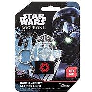 STAR WARS Darth Vader – svietiaca kľúčenka - Kľúčenka