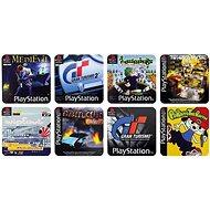 PlayStation – herné podložky pod poháre - Podložka
