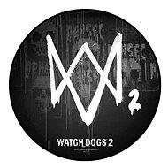 WATCH DOGS Logo – podložka - Podložka pod myš