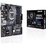 ASUS PRIME B360M-A - Základná doska