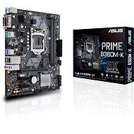ASUS PRIME B360M-K - Základná doska