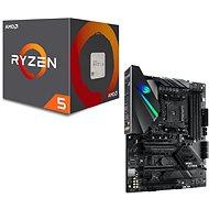 Akčný balíček ASUS ROG STRIX B450-E GAMING + CPU AMD RYZEN 5 2600 - Set
