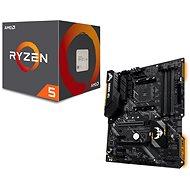 Akčný balíček  ASUS TUF B450-PLUS GAMING + CPU AMD RYZEN 5 2600 - Set