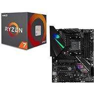 Akčný balíček ASUS ROG STRIX X470-F GAMING + CPU AMD RYZEN 7 2700X - Set