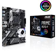 ASUS PRIME X570-P - Základná doska