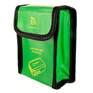 Adam FLEET, ohňovzdorné vrecko na batérie DJI Mavic Pro, zelené - Príslušenstvo