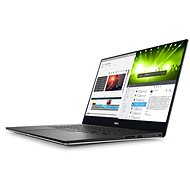 Dell XPS 15 Touch strieborný - Notebook