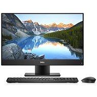 Dell Inspiron 24 (5477) strieborný - All In One PC