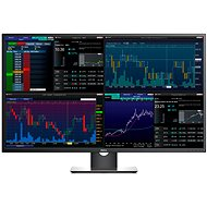 "43"" Dell P4317Q Multi-Client - LCD monitor"