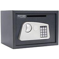 Rottner LETTERA 1 antracit - Bezpečnostná schránka