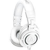 Audio-Technica ATH-M50x – white - Slúchadlá