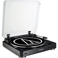 Audio-Technica AT-LP60BK BT - Gramofón