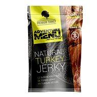 AdventureMenu - Natural Turkey Jerky - Trvanlivé jedlo
