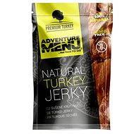AdventureMenu – Natural Turkey Jerky 100 g - Trvanlivé jedlo